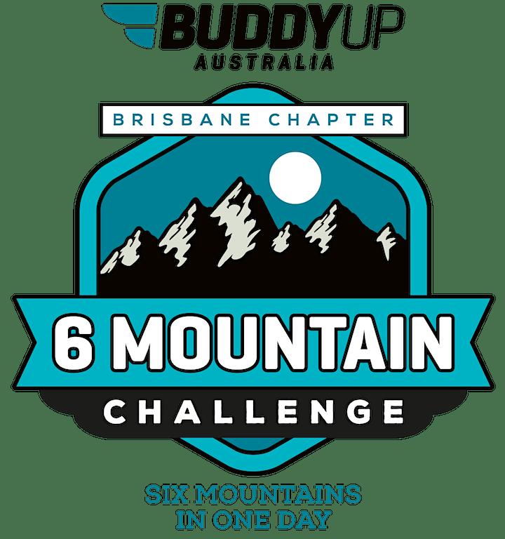 "Buddy Up Australia Brisbane Chapter ""6 Mountain Challenge"" image"
