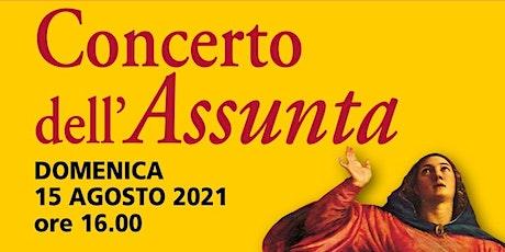 Concerto dell'Assunta 2021 biglietti