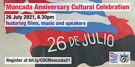 Moncada Anniversary Cultural Celebration tickets