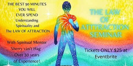 Copy of The Law Of Attraction Seminar tickets