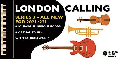 London Calling - Musical London Series 3 tickets