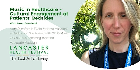 Music in Healthcare - Lancaster Health Festival tickets