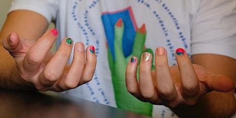 Nail Art Workshop by KUTULU tickets