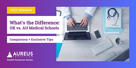 What's the Difference: UK vs. Australia Medical Schools tickets