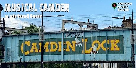Musical Camden tickets