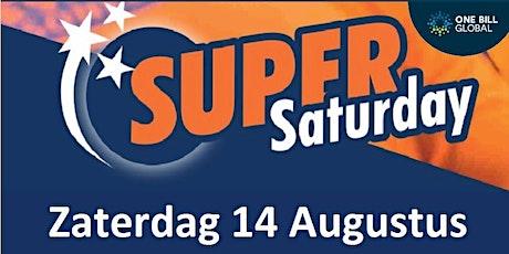 Super Saturday All Star- Module 6-Rekruteren billets