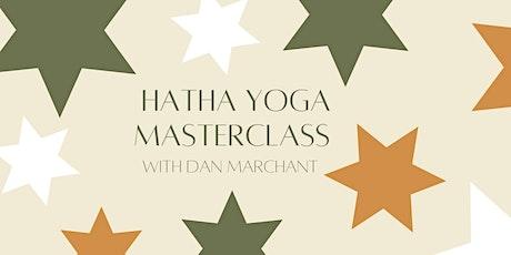 Hatha Yoga Masterclass tickets