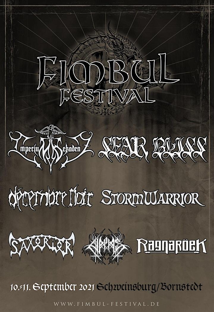 Fimbul Festival 2021: Bild