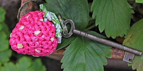 Crochet-a-Long | PLARN Strawberry Keyring tickets