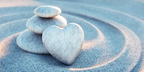 Online: Gentle Yoga and Meditation- For Spiritual Growth and Inner Harmony biglietti
