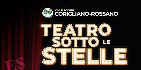 """TEATRO SOTTO LE STELLE - """"NON CI RESTA CHE RIDERE"""" biglietti"""