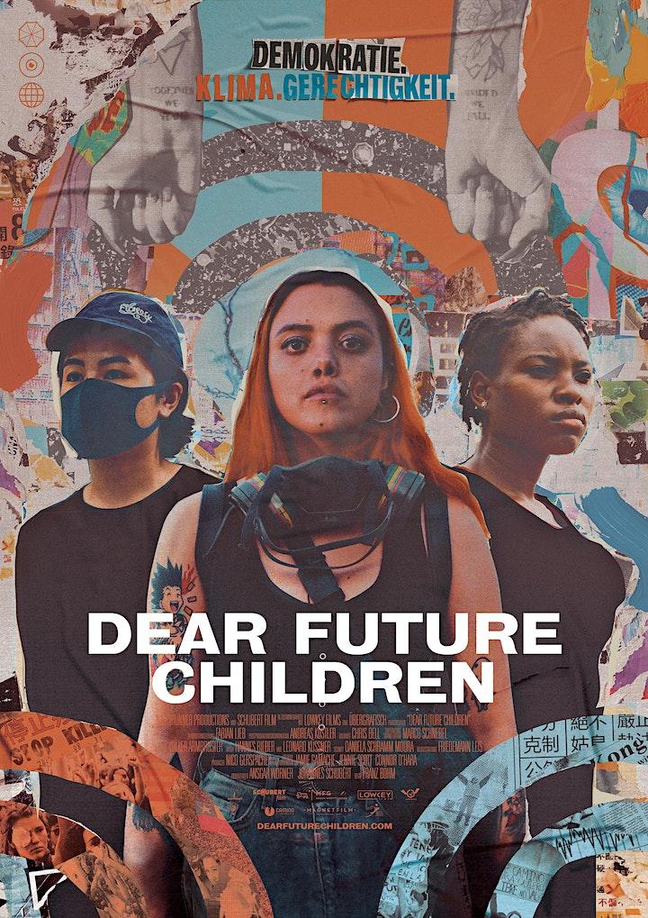 "Open-Air Schlosskino ""Dear Future Children"": Bild"