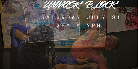 The Connect Movement Project: UNMASK: Black tickets