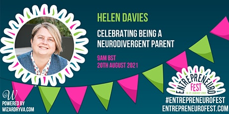 Celebrating being a neurodivergent parent tickets