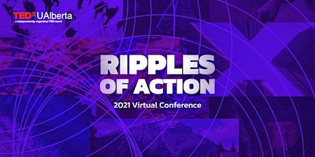 TEDxUAlberta: Ripples of Action biglietti