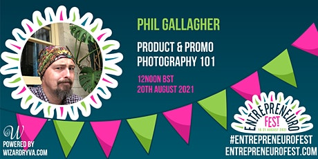 Product & promo photography 101 tickets