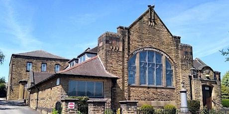 Tingley Methodist Church Sunday 1st August 2021 tickets