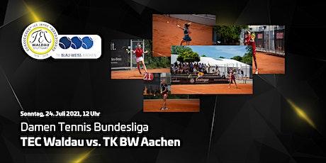 Damen-Tennis-Bundesliga | TEC Waldau vs. TK BW Aachen Tickets