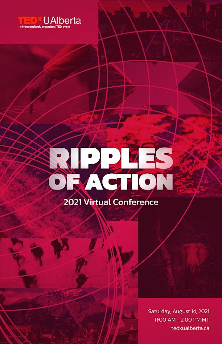 TEDxUAlberta: Ripples of Action image