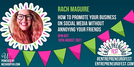 How to promote your business on Social Media without annoying your friends tickets