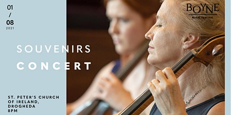 Souvenirs + BMF Young Artists Prelude Concert tickets