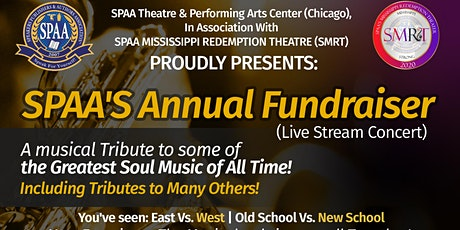 The SPAA Theater Annual Fundraiser tickets