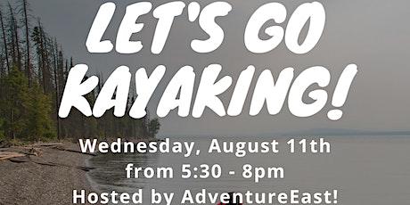 HCYP Kayaking Adventure tickets