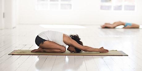 Restorative Yoga & Slow Flow tickets