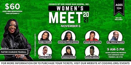 COGIMG, INC. Women's MEET 2021 tickets