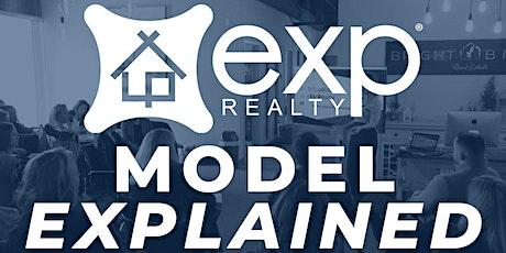 eXp Realty - The Model Explained bilhetes