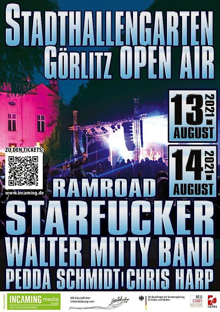 Stadthallengarten Görlitz Open Air 13.-14. August 2021: Bild