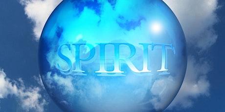 Working with Spirit Communication tickets