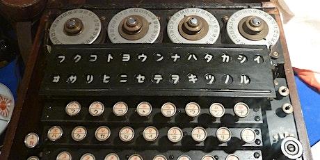 "The Japanese ""GREEN"" Crypto Machine; a  tentative reconstruction. entradas"