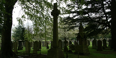 Guided tour of Alnwick Cemetery tickets