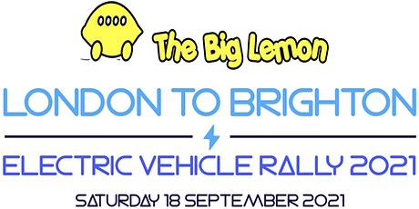 London to Brighton Electric Vehicle Rally tickets