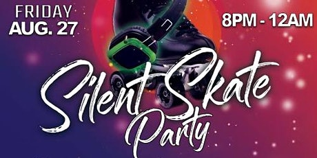 Silent Party NC Silent Skate Party tickets