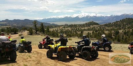 COFA ATV Ride (Webster Pass) tickets
