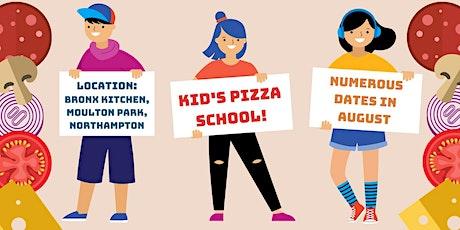 Kids Pizza School tickets
