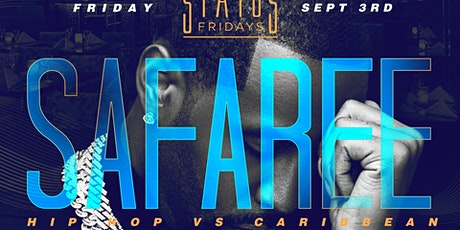 VH1's Safaree Hosts  @ Status Fridays : Everyone Free Entry with Rsvp tickets