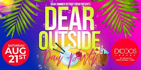 Dear Outside tickets