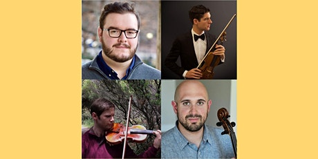 """Red Line String Quartet """"Glass & Beethoven"""" (7/25 - 8/1) tickets"""