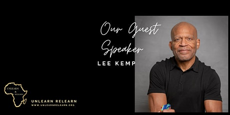 EVENT SERIES: LEE KEMP - OVERCOME OBSTACLES tickets