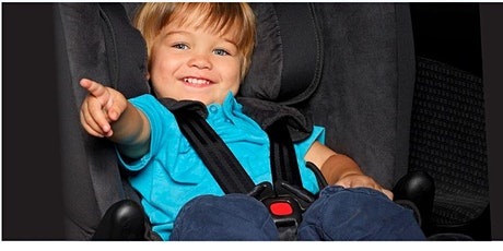 FREE child restraint safety check at your home - Wednesday 6 October 2021 tickets