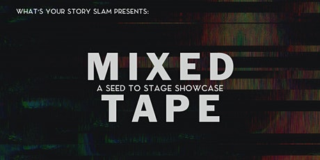 Mixed Tape : A Storytelling Show by Anna Ong tickets