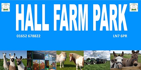 Hall Farm Park Day Visit tickets