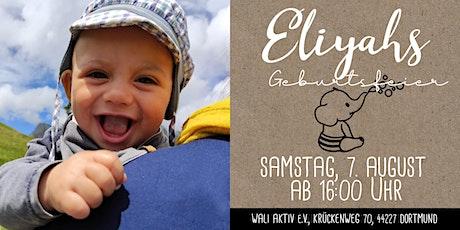 Eliyahs Geburtsfeier Tickets