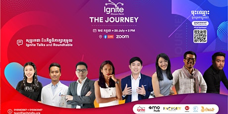 Ignite Phnom Penh: The Journey tickets