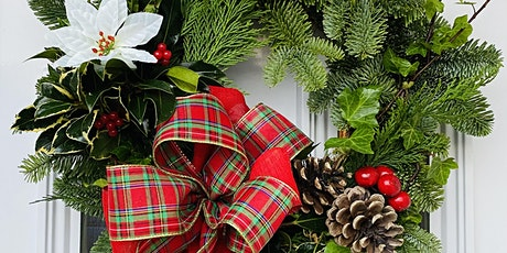 Christmas Holly Wreath Workshop at Guiseley Guide Hut tickets