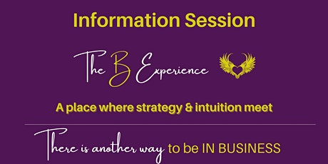 An Unconventional Business Mentoring Group - INFORMATION HOUR tickets