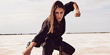 Adv and Jump Kicks and SWORD with SUPERSTAR CAITLIN DECHELLE tickets